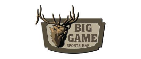 Big Game Sports Bar Logo