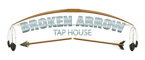 Broken Arrow Tap House Logo