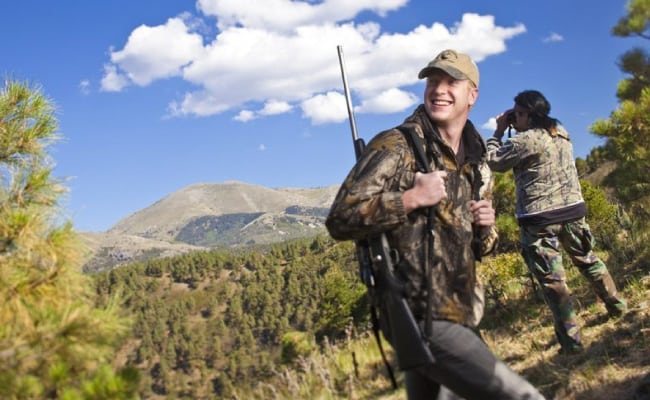 New Mexico Elk Hunting & Big Game Hunts At Inn of the Mountain Gods