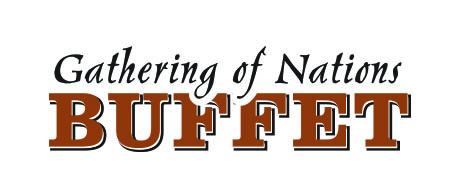 Gathering of Nations Buffet Logo