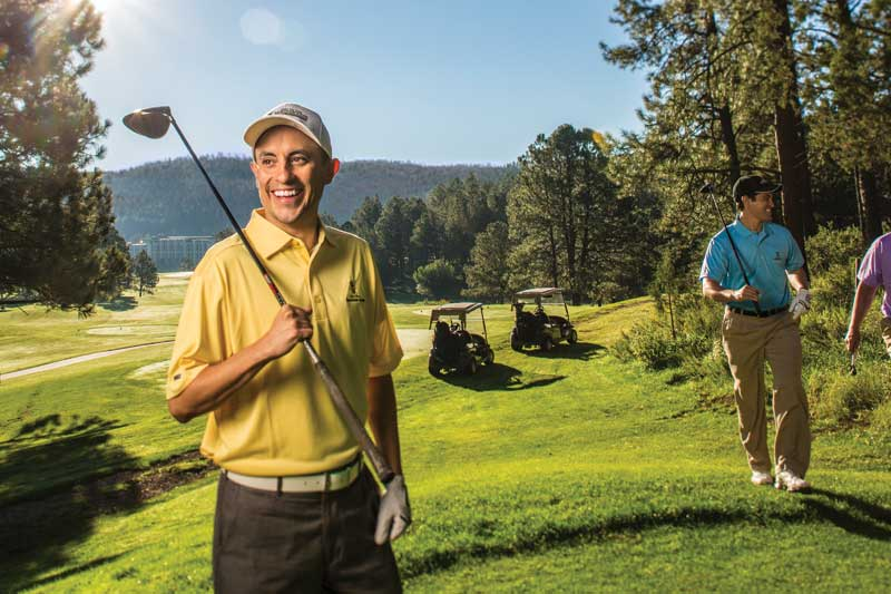 7 Golf Betting Games to Play at Our New Mexico Golf Course