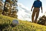 GolferAndBall
