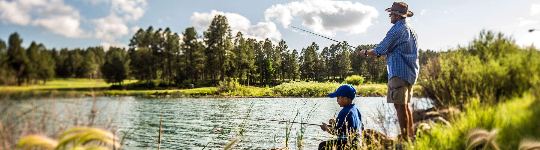 Fishing inn of the mountain gods for New mexico fishing license cost