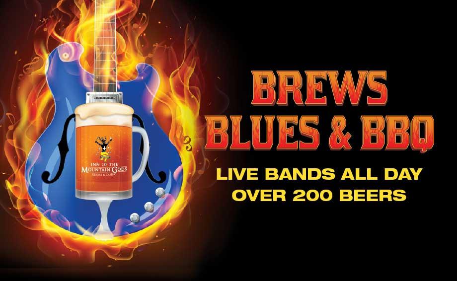 Brews, Blues & BBQ