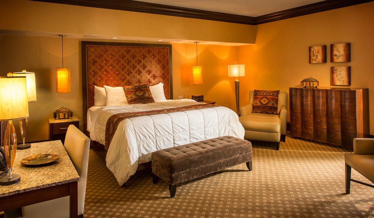 Presidential Suite - Inn of the Mountain Gods