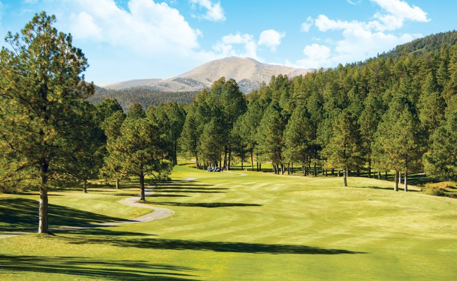 experience our championship ruidoso golf course