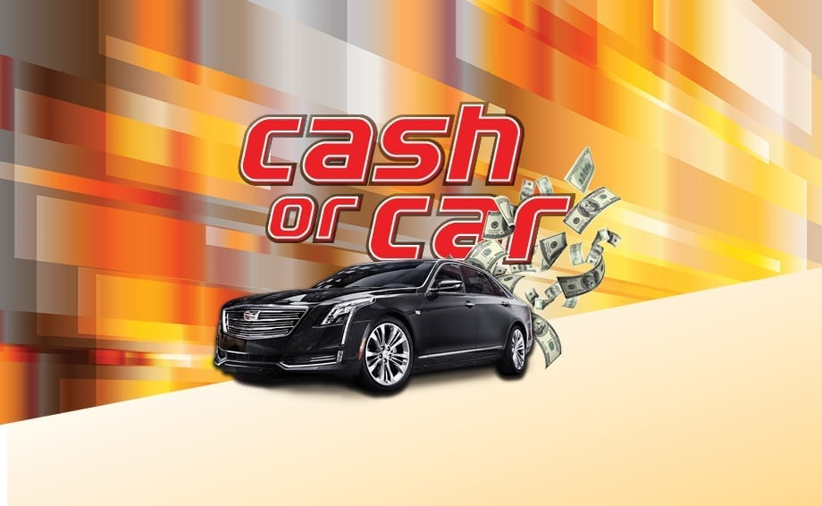 Cash or Car