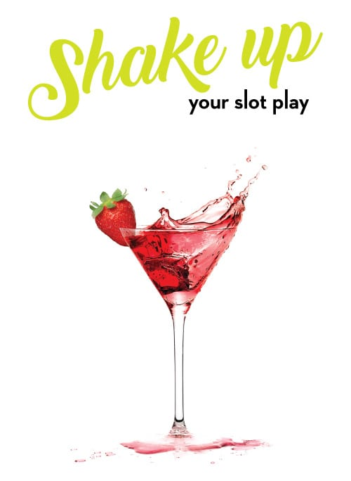 Shake Up Your Slot Play