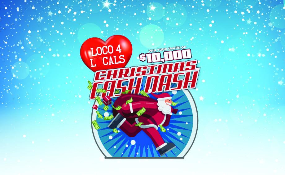 Loco 4 Locals – Christmas Dash