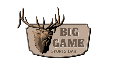 Big Game Sports Bar Logo