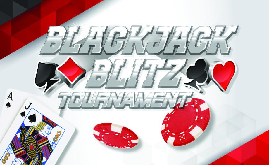 Blackjack Blitz Tournament