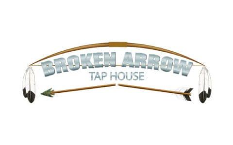Broken Arrow Tap House Logo