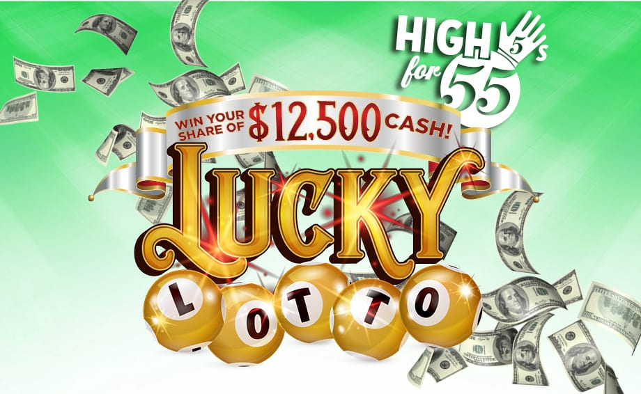 High 5's for 55 – Lucky Lotto