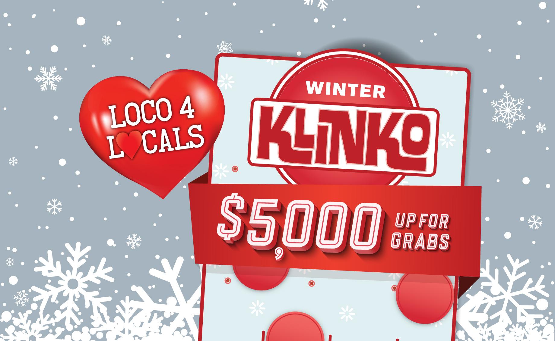Loco 4 Locals – Winter Klinko
