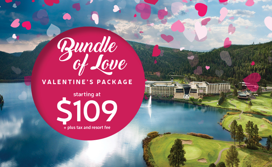 Bundle Of Love Valentine S Package Inn Of The Mountain Gods