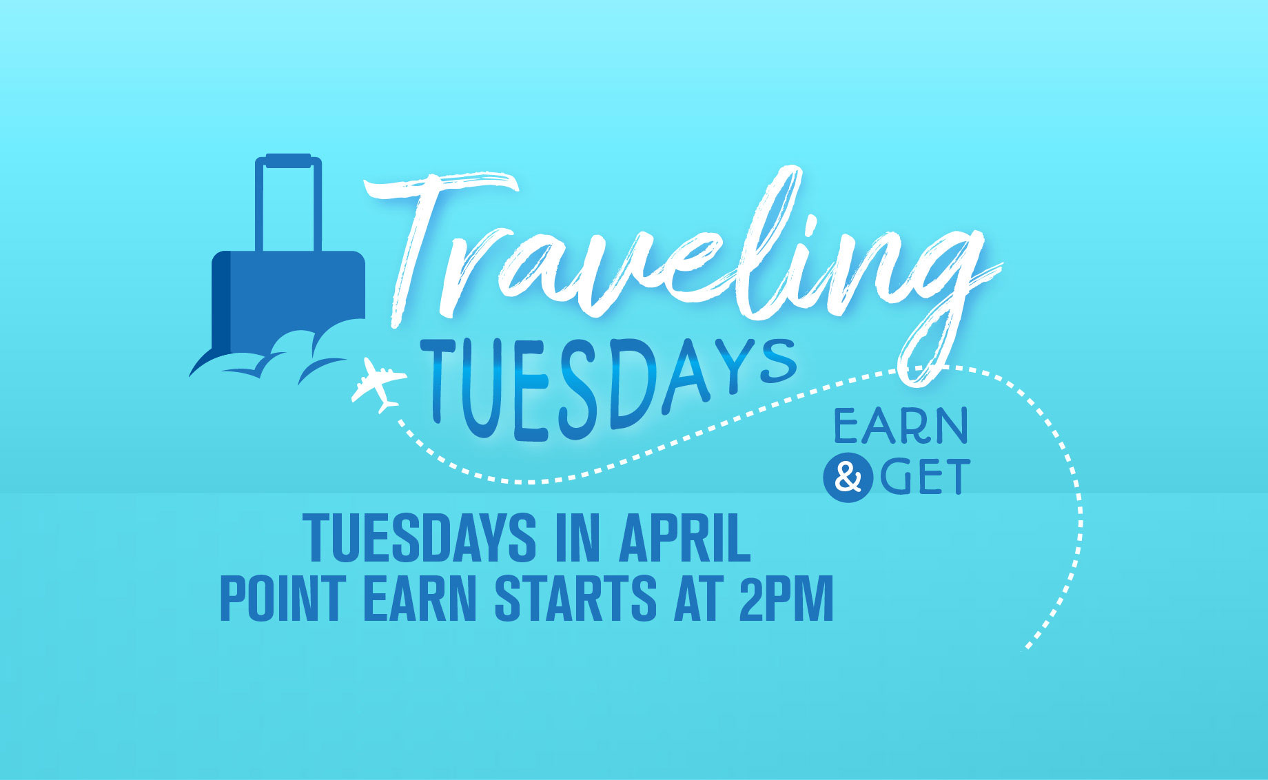 Traveling Tuesdays