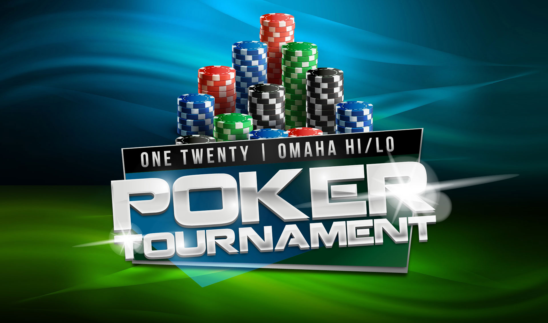 One Twenty Omaha Poker Tournament