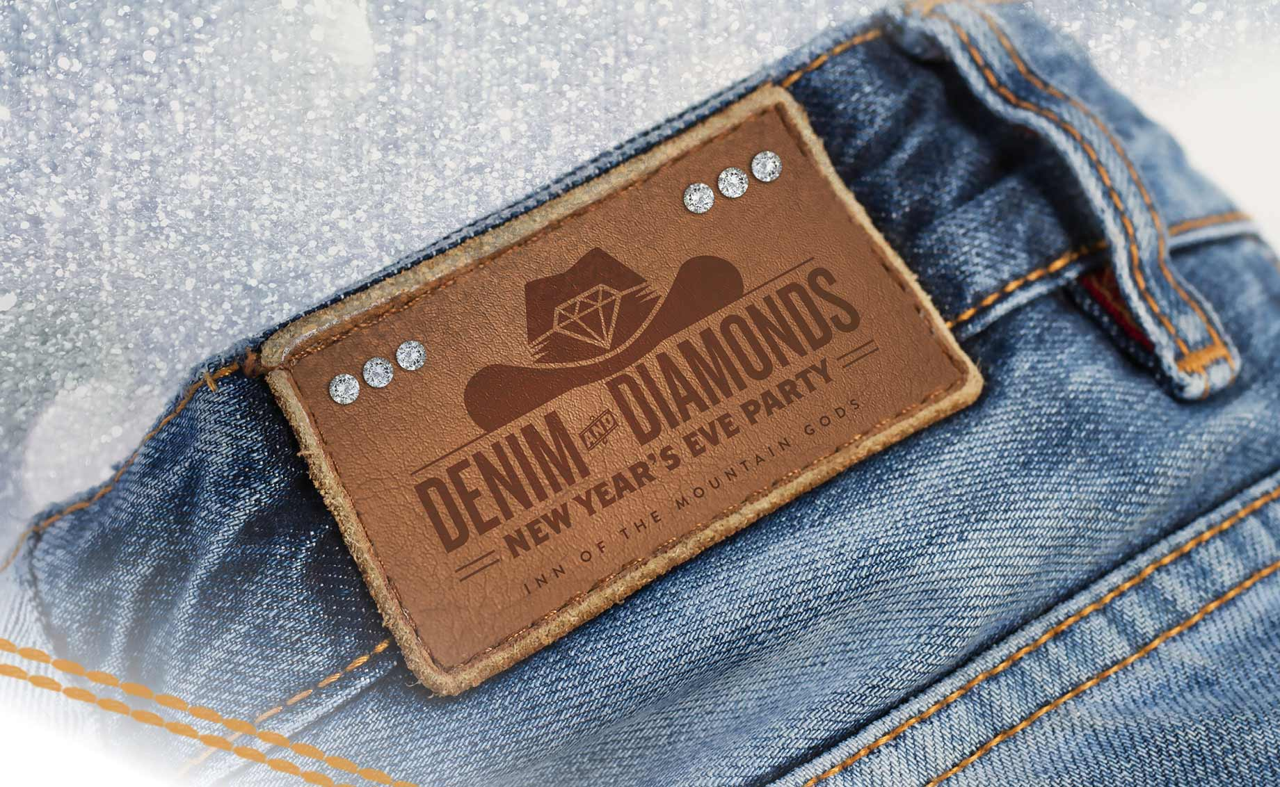 Denim and Diamonds New Year's Eve Party