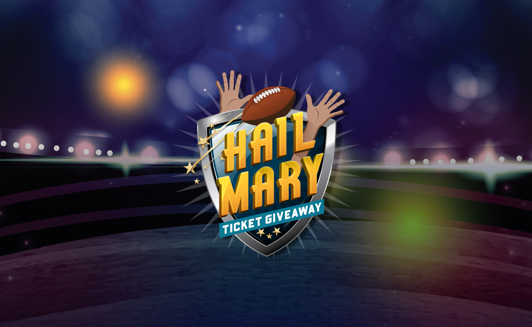 Hail Mary Ticket Giveaway