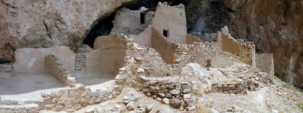 upper cliff dwelling national monument