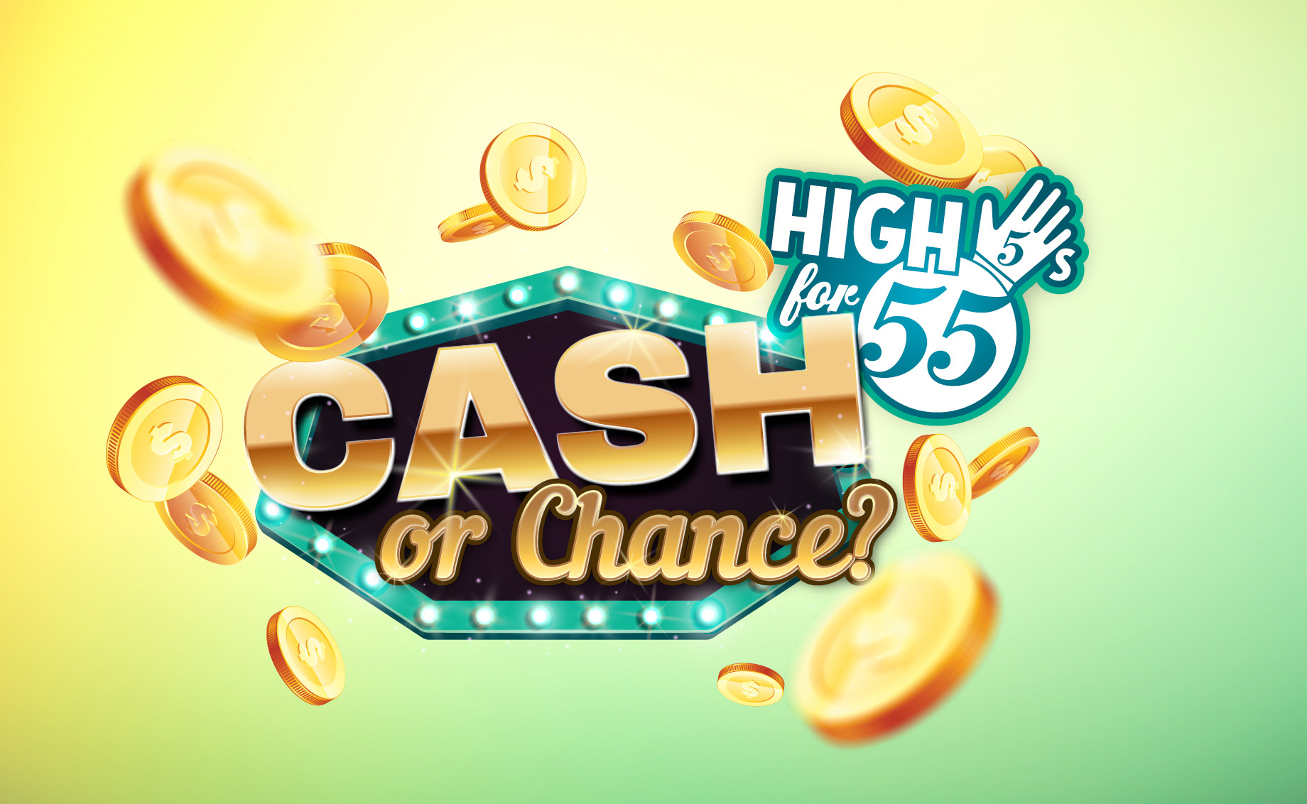 cash or chance promotion
