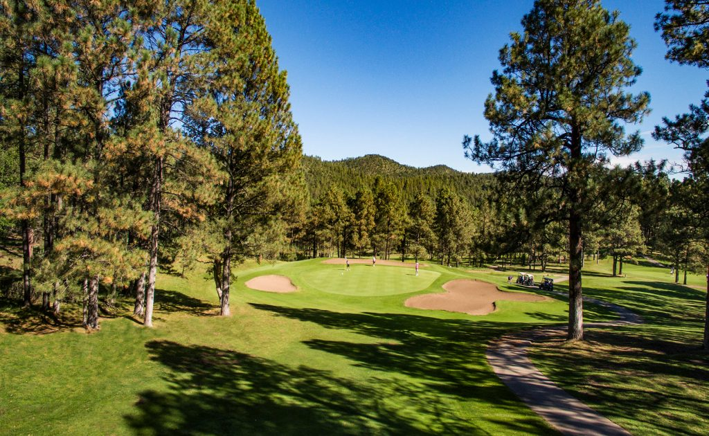 Inn of the Mountain Gods New Mexico Golf Course