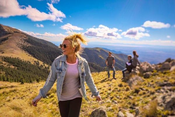 Scenic Hiking