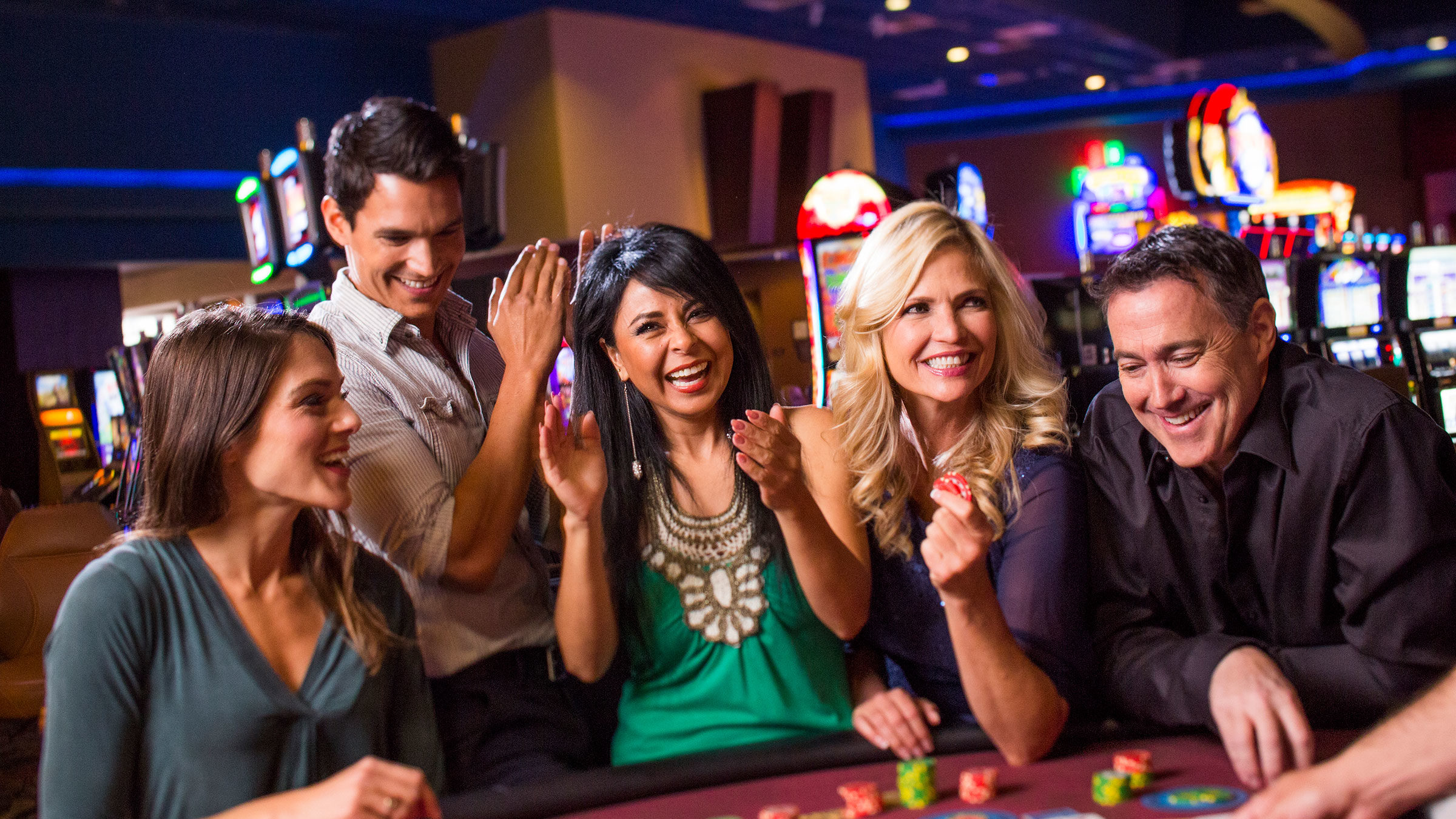 New Mexico's #1 Casino: Inn of the Mountain Gods Casino