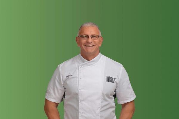 Rescheduled – Food Network Star Robert Irvine