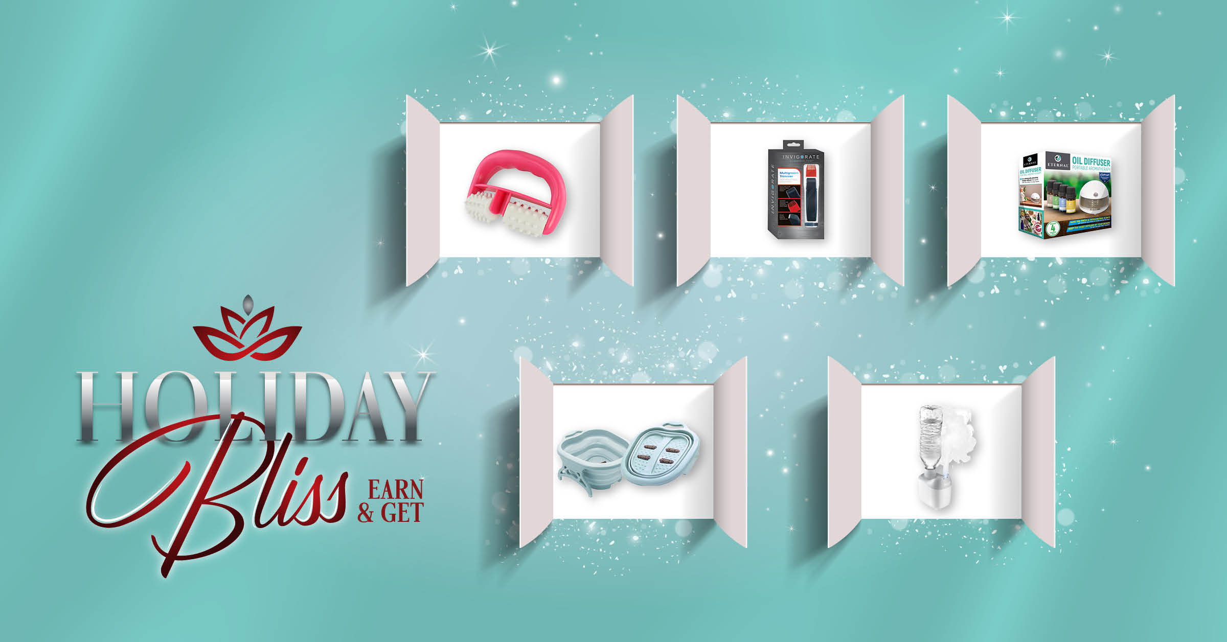 Holiday Bliss Earn & Get