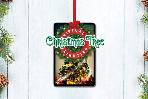 Virtual Christmas Tree Lighting