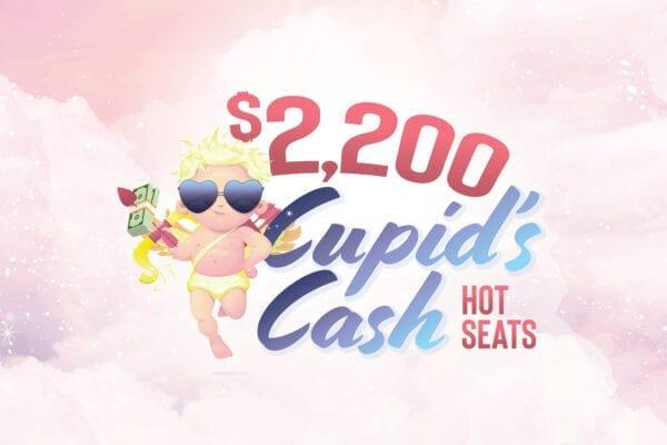 Cupid's Cash Hot Seats