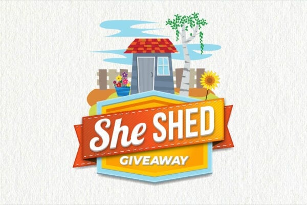 She Shed Giveaway