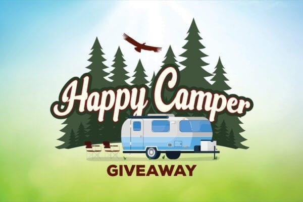 Happy Camper Giveaway
