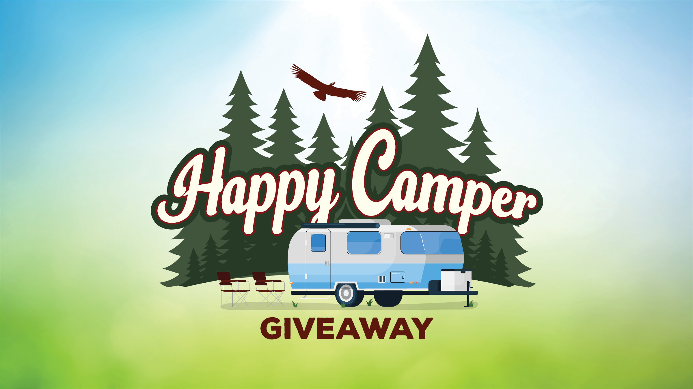 Happy Camper Giveaway