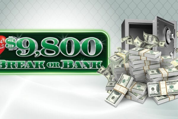 Loco 4 Locals – Break or Bank