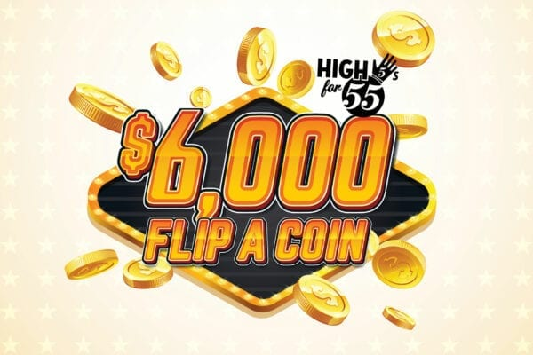 High 5s for 55s – Flip a Coin