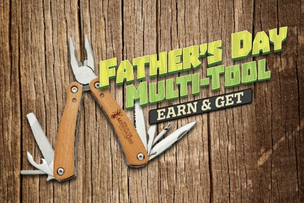 Father's Day Multi-Tool Earn & Get