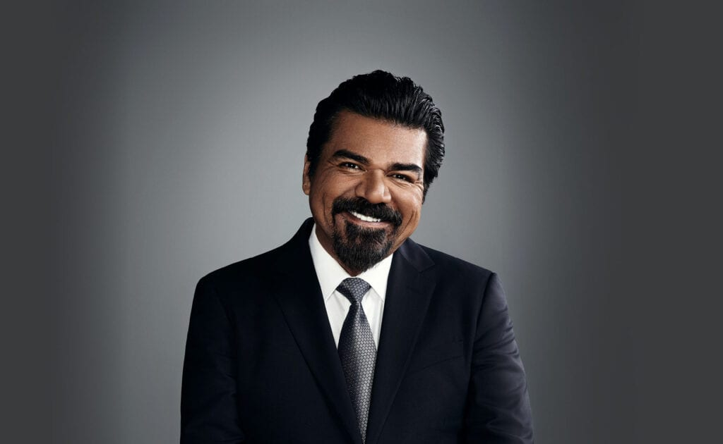 IMG featuring George Lopez - July 2021
