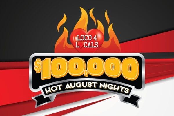 Loco 4 Locals – Hot August Nights