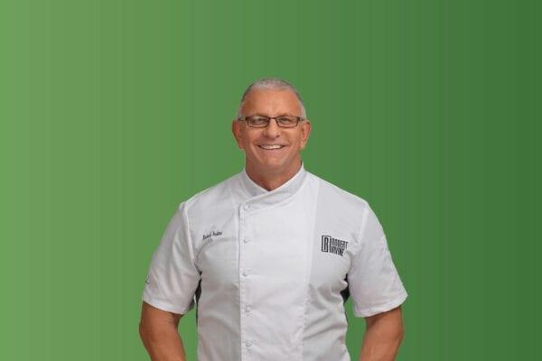 Food Network Star Chef Robert Irvine