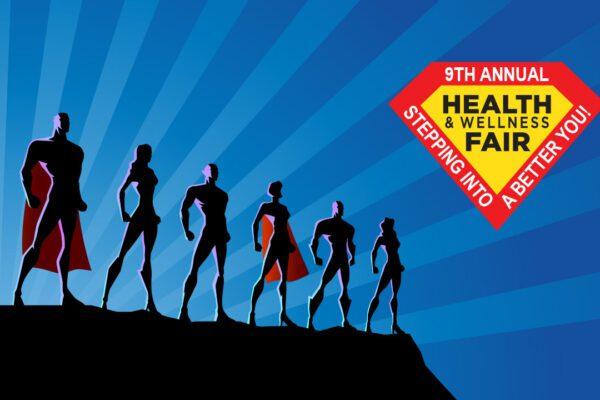 9th Annual Stepping Into a Better You Health & Wellness Fair