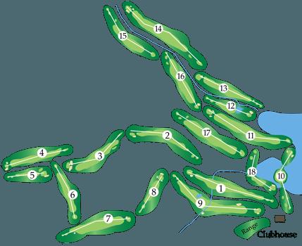 inn of the mountain gods golf course map